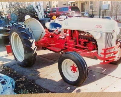 1953 Ford 8N Diamond Jubilee Tractor