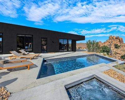 Black Desert House...Featured in Architectural Digest - Yucca Valley