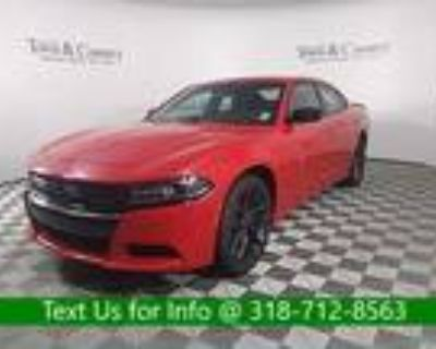 2021 Dodge Charger Red
