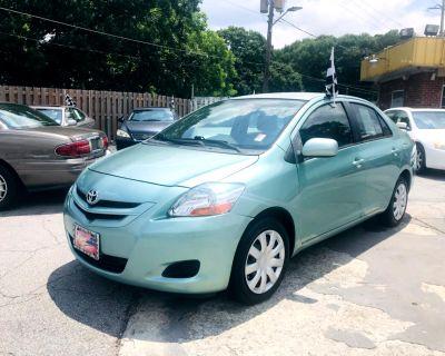 2007 Toyota Yaris 4dr Sdn Auto Base (Natl)