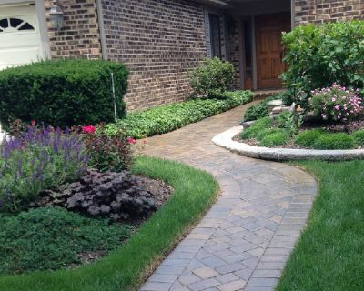 Paver Cleaning St. Charles | Grassroots Landscape Specialties