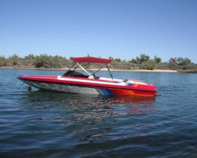 Eliminator Boat