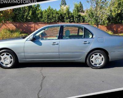 2002 Lexus LS LS 430