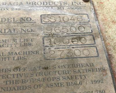 1996 TEREX SS1048 Forklifts - Telehandler
