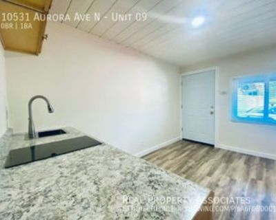 10531 Aurora Ave N #09, Seattle, WA 98133 Studio Apartment