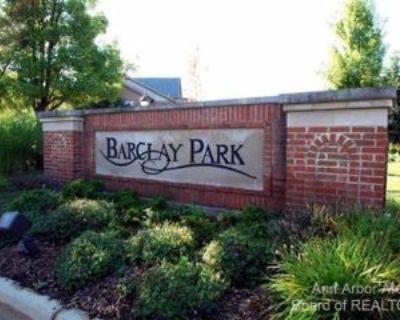 2707 Barclay Way, Ann Arbor, MI 48105 3 Bedroom Condo