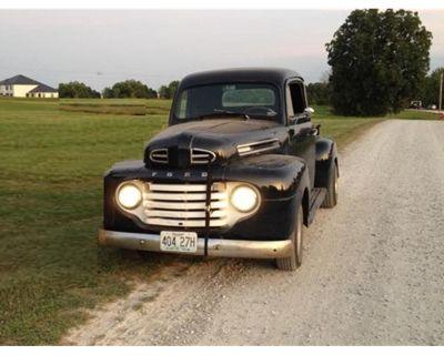 1950 Ford 1/2 Ton Pickup