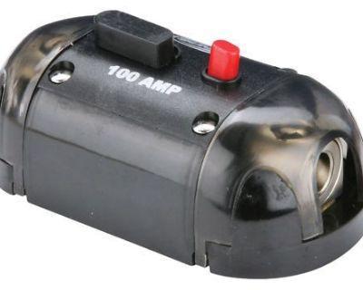 New Tsunami Cbf100 100 Amp Circuit Breaker Reset& Cover