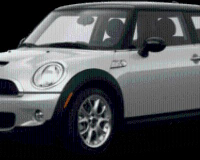 2009 MINI Cooper S Hardtop 2-Door