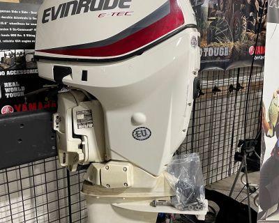 2017 Evinrude E-TEC 115 HP (E115DSL) Outboards V4 Trego, WI