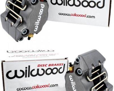Wilwood Calipers & Pads Upgrade 311615107/108