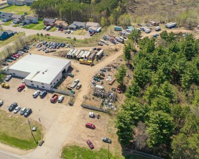 Auto Salvage & Recycling Center For Sale