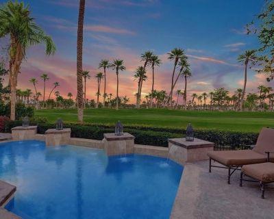 Breathtaking golf course views! - La Quinta