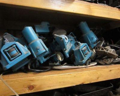 Omc Power Trim System