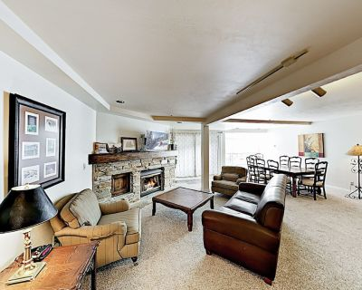 Spacious Ski-In/Ski-Out Resort with Pool & Hot Tub - On Bus Line - Park City