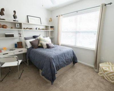 Beautiful student living apartment