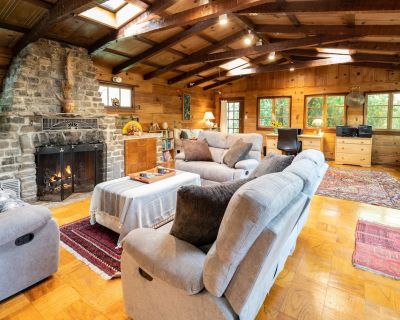 Spacious, Serene Sanctuary-minutes to SF / Muir Woods / Downtown Mill Valley - Tamalpais-Homestead Valley