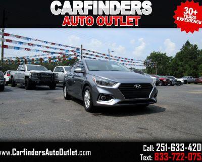 Used 2019 Hyundai Accent SEL Sedan Auto