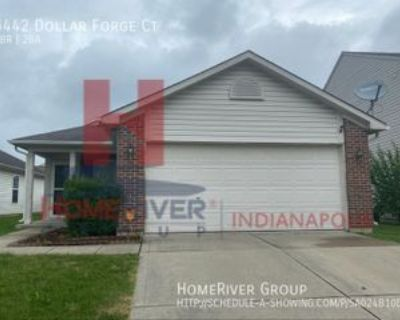 5442 Dollar Forge Ct, Indianapolis, IN 46221 3 Bedroom House