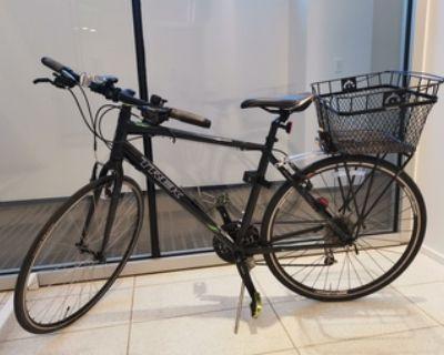 almost new TREK bike
