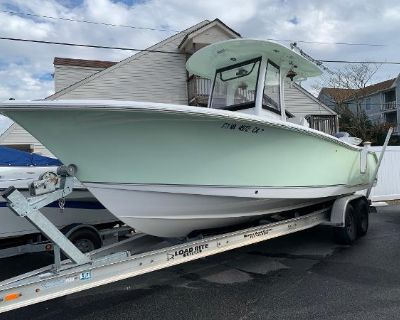 2017 Sea Hunt Gamefish 25