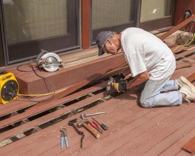 TJ's Deck Builders