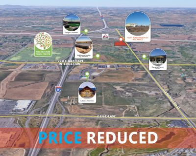 8.75 Ac Redevelopment Land For Sale