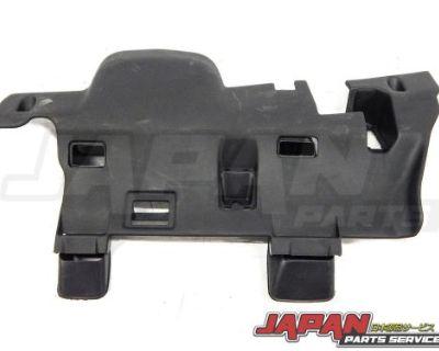 98-05 Toyota Aristo Lexus Gs300 Knee Panel Trim Piece Black Interior Swap