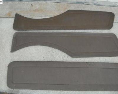 1970 Squareback brown interior panels