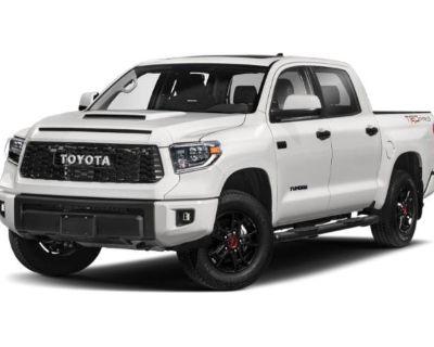 New 2021 Toyota Tundra 4WD 4WD Crew Cab Pickup