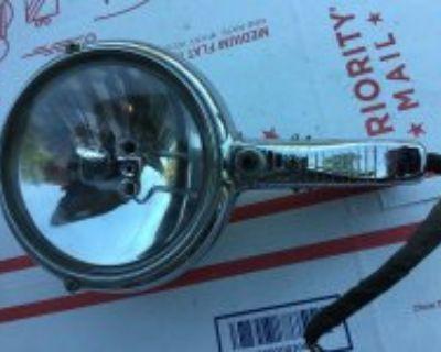 Electroline hand held original vintage spotlight $169