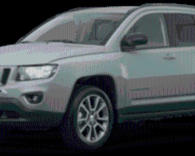 2017 Jeep Compass Sport SE