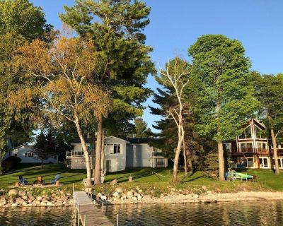Sunsets, s''mores and swimming await at Summer Breeze Cottage! - Cheboygan