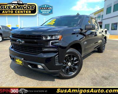 """2021 Chevrolet Silverado 1500 2WD Crew Cab 147"""" RST"""