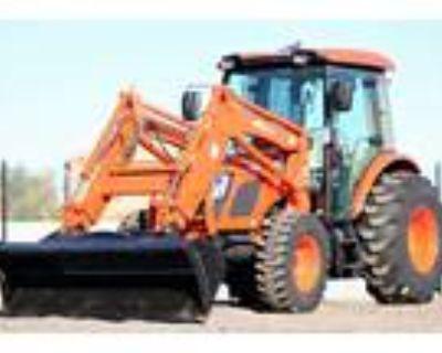 New 2021 KIOTI RX7320-TL CAB Powershift 75HP 4x4 Tractor Loader