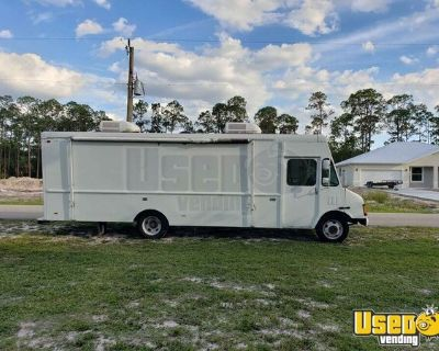 Very Well-Maintained 2003 Chevrolet P42 Workhorse 21' Step Van