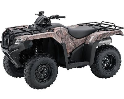 2014 Honda FourTrax Rancher 4x4 DCT EPS ATV Utility Norfolk, VA