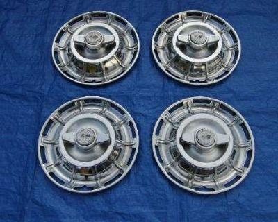 Accessories - Chevrolet: 1959-1962 Corvette Hubcaps