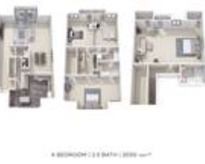 Briarwood Apartments and Townhomes - Four Bedroom