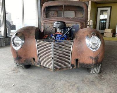 1940 Ford Pickup, good running 100 Hp Flathead.
