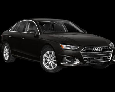 New 2021 Audi A4 45 Premium Plus quattro Sedan