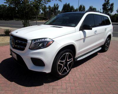 Used 2018 Mercedes-Benz GLS GLS550**P2 PKG**ADAPTIVE CRUZ**DRIVER ASSIST**LUX