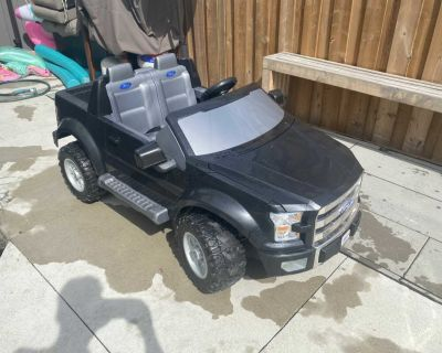 Ride on Car - Fisher-Price Power Wheels Ford F-150