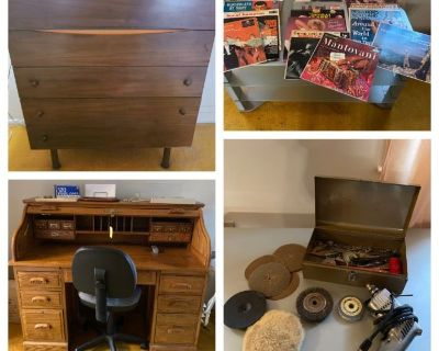 STERLING ONLINE AUCTION- BIDDING ENDS ON 1/13 AT 9:30PM