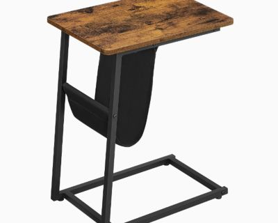 New C-Sharp End Table