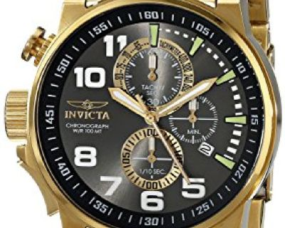 Used Invicta I-Force watch model 17416