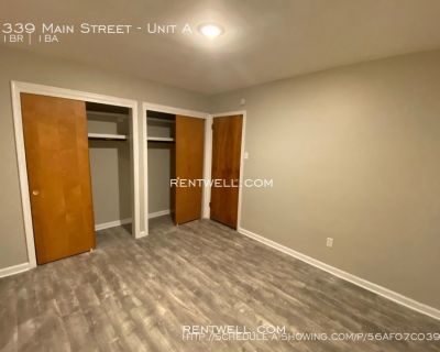 1BR 1BA  Brand New Apartment  in Royersford, PA Section 8 Recipients Accepted   February 1st  Move in