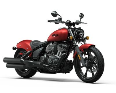 2022 Indian Motorcycle Chief ABS Ruby Smoke