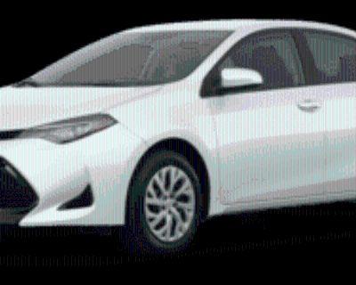2019 Toyota Corolla L CVT