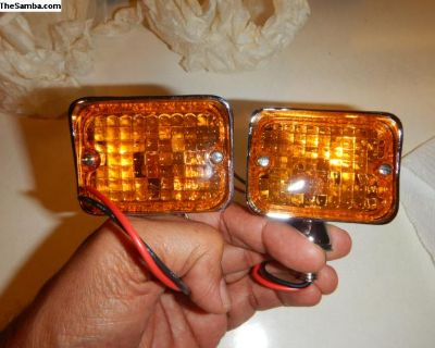 Mini lights for your Buggy or Trike